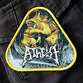 Atheist - Patch - ATHEIST - Jupiter 100x95mm (woven patch)