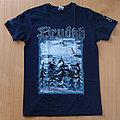 Drudkh - TShirt or Longsleeve - DRUDKH - Winter (Dark Blue T-Shirt)