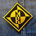 Machine Head - Patch - MACHINE HEAD - Logo 65X65 mm (embroidered)