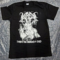 Horna - TShirt or Longsleeve - HORNA - I Want You Damned and Dead (T-Shirt)