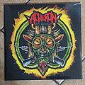 Acheron - Tape / Vinyl / CD / Recording etc - ACHERON – Lex Talionis (Red Transparent Vinyl) Ltd. 400 copies