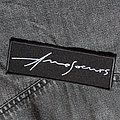 AMESOEURS - Logo 120X40 mm (embroidered) Patch