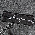 Amesoeurs - Patch - AMESOEURS - Logo 120X40 mm (embroidered)