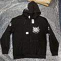 BLACK ALTAR - XXI Years Ov Ritual Upon The Black Altar (Zipper Hoodie) Hooded Top