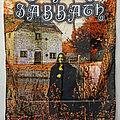 Black Sabbath - Other Collectable - Black Sabbath - Black Sabbath (Flag)