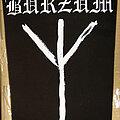 Burzum - Patch - BURZUM - Rune (Backpatch)