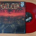 Immolation - Tape / Vinyl / CD / Recording etc - Immolation - Harnessing Ruin (Ltd. Red Vinyl)