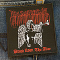 Blasphemy - Patch - BLASPHEMY - Blood Upon The Altar 100x100 mm (woven)