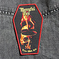 MERCYFUL FATE - Time Will Kill 70X115 mm (woven patch)