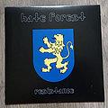 """HATE FOREST - Resistance 7"""" EP Black Vinyl"""