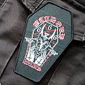 Bathory - Patch - BATHORY - Black Metal Hordes 80x125mm (woven)