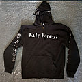 Hate Forest - Hooded Top - Hate Forest - Celestial Wanderer (Hoodie Zipper)