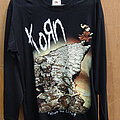 Korn - TShirt or Longsleeve - KORN - Follow The Leader (Long Sleeve)