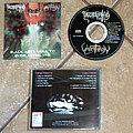 Necromantia - Tape / Vinyl / CD / Recording etc - NECROMANTIA / VARATHRON – Black Arts Lead To Everlasting Sins (2nd Press...