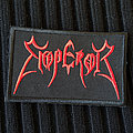 EMPEROR - Logo 100X60 mm (embroidered)