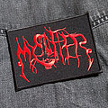 MYSTIFIER - Logo 110X80 mm (embroidered patch)