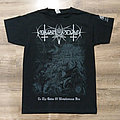 Nokturnal Mortum - TShirt or Longsleeve - NOKTURNAL MORTUM - To The Gates Of Blasphemous Fire (T-Shirt)