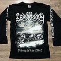 GRAVELAND - Following The Voice of Blood (Longsleeve T-Shirt)