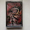 Massacra - Tape / Vinyl / CD / Recording etc - MASSACRA – Enjoy The Violence (Black MC Tape) Ltd. to 50 copies