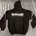 ONSLAUGHT - Power From Hell (Hoodie Sweater)