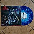 Impaled Nazarene - Tape / Vinyl / CD / Recording etc - IMPALED NAZARENE – Tol Cormpt Norz Norz Norz... (Transparent blue White...