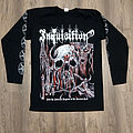 Inquisition - TShirt or Longsleeve - INQUISITION - Into The Infernal Regions Of The Ancient Cult (Back Patch)