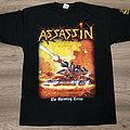 Assassin - TShirt or Longsleeve - ASSASSIN - The Upcoming Terror (T-Shirt)