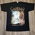 Varathron - TShirt or Longsleeve - VARATHRON - His Majesty At The Swamp (T-Shirt)