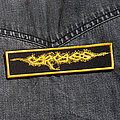 CARCASS - Logo 122X30 mm (embroidered)