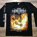 Nokturnal Mortum - TShirt or Longsleeve - NOKTURNAL MORTUM - Voice Of Steel (Long Sleeve T-Shirt)