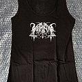 Horna - TShirt or Longsleeve - HORNA - Logo (Girly Sleeveless T-Shirt)