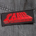 TANK - Logo 110X45 mm (embroidered) Patch