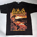 Hades - TShirt or Longsleeve - HADES - The Dawn Of The Dying Sun (T-Shirt)