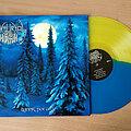 Nokturnal Mortum - Tape / Vinyl / CD / Recording etc - NOKTURNAL MORTUM – Lunar Poetry (Split - Aqua Blue/Highlighter Yellow Vinyl)...