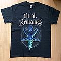 VITAL REMAINS - Forever Underground (T-Shirt)