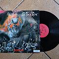 Protector - Tape / Vinyl / CD / Recording etc - PROTECTOR – Golem(Black Vinyl) 1st press