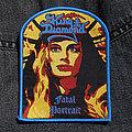KING DIAMOND - Fatal Portrait 90X115 mm (woven) Patch