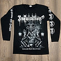 Inquisition - TShirt or Longsleeve - INQUISITION - Invoking The Majestic Throne of Satan (Longsleeve)