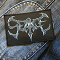 Seance - Patch - SEANCE - Logo 110X75 mm (printed)
