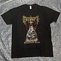 Besatt - TShirt or Longsleeve - BESATT - Blasphemous Ritual (T-Shirt)