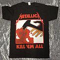 Metallica - TShirt or Longsleeve - METALLICA - Kill'em All (T-Shirt)