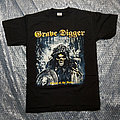 GRAVE DIGGER - Clash of the Gods (T-Shirt)