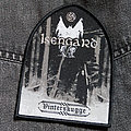 ISENGARD - Vinterskugge 90X110 mm (woven) Patch