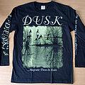 Dusk - TShirt or Longsleeve - DUSK - ...Majestic Thou In Ruin (Long Sleeve)