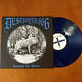 Deströyer 666 - Tape / Vinyl / CD / Recording etc - DESTROYER 666 – Unchain The Wolves (Clear Blue Vinyl)