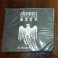 ABYSSIC HATE - A Decade of Hate (Digipack CD)