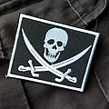 JOLLY ROGER - Patch - JOLLY ROGER 80x63mm (embroidered)