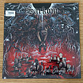 Sarkom – Anti-Cosmic Art (Red semitransparent vinyl) Tape / Vinyl / CD / Recording etc