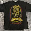 TSJUDER - Throne of the Goat (T-Shirt)