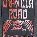 MANILA ROAD - Mystification (Backpatch)